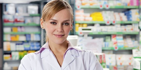 Pharmacist Bordon for prescriptions